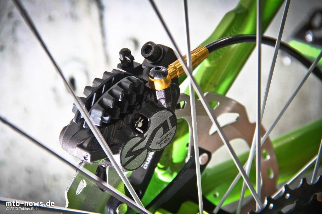 Shimano Saint Disc Brake 2013-1
