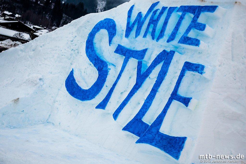 White Style - auch dieses Jahr sparten die Kursdesigner nicht an Details.