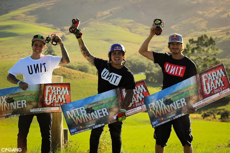 Unit Farm Jam - die Gewinner