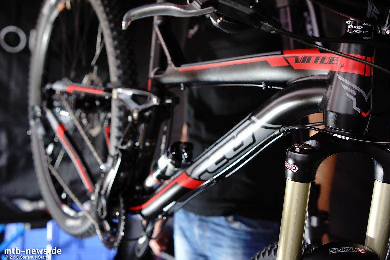 Felt 2014 - Größere Räder, weniger Gewicht [Eurobike 2013] - MTB-News.de