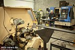 Bill im Maschineshop