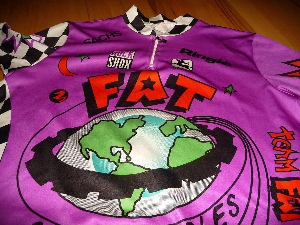 Fat City Cycle 100