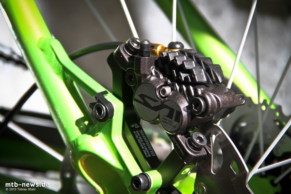 Shimano Saint Disc Brake 2013-13