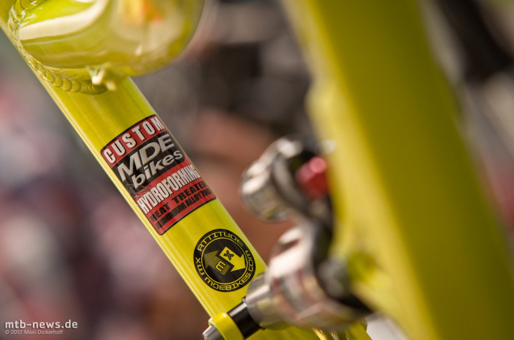 MDE-Bikes Damper SX
