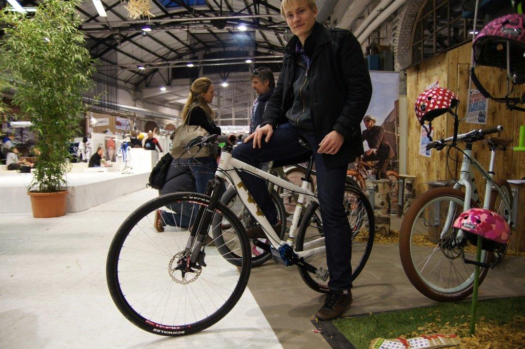 Pinion Getriebe Bike Probefahrt