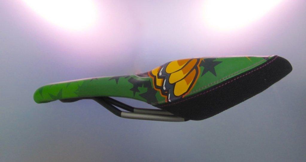 66Sick in grün mit Stufe