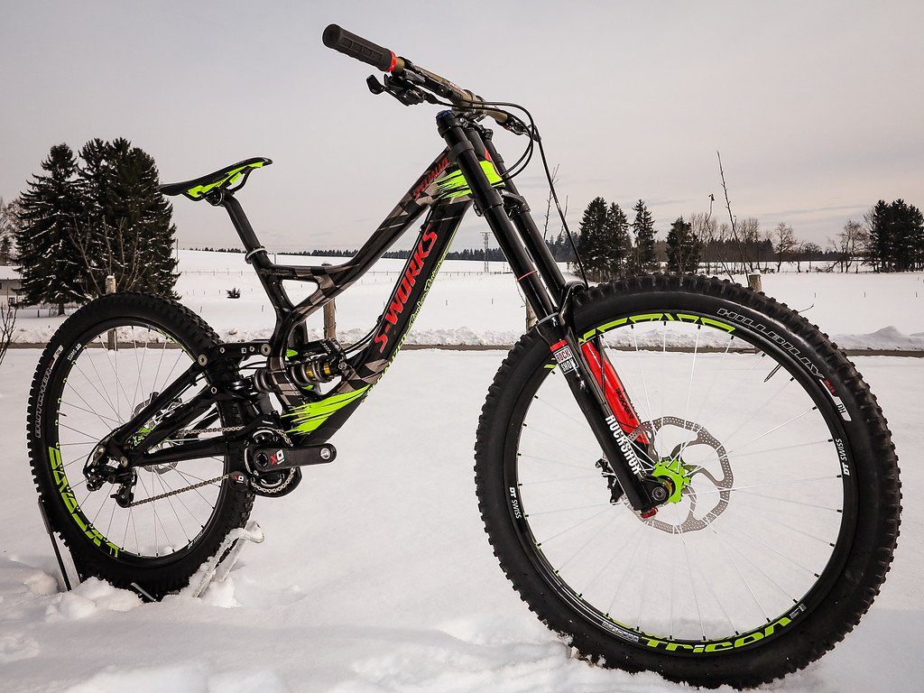 Specialized Demo Carbon S-Works TLD