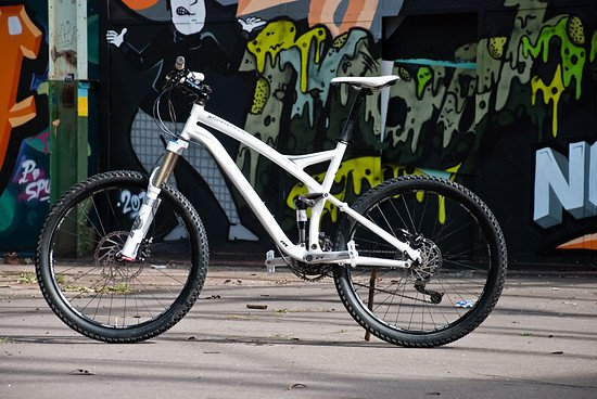 Specialized Stumpjumper FSR Elite