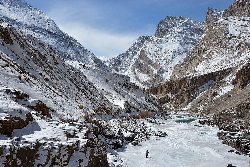 Erstbefahrung im Himalaya
