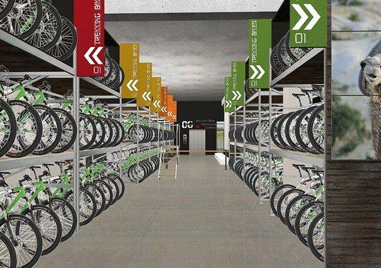 Foto bike discount megastore innenansicht lager3 for Mobilya megastore last minute