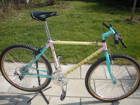 39 89 cinelli rampichino vertical classic bikes for Rampichino cinelli